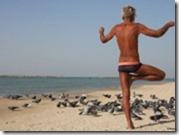 Old Man Yoga Beach Photos8